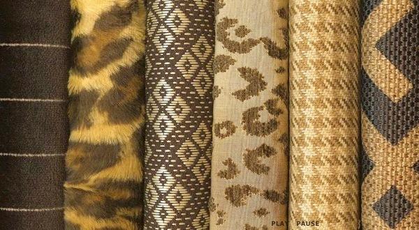 Портьерные ткани для штор