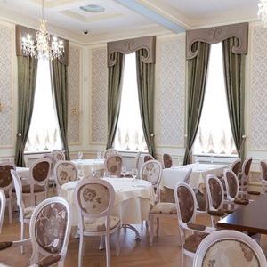 Пошив штор для ресторанов