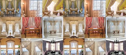 Пошив штор и текстиля со скидкой 10%
